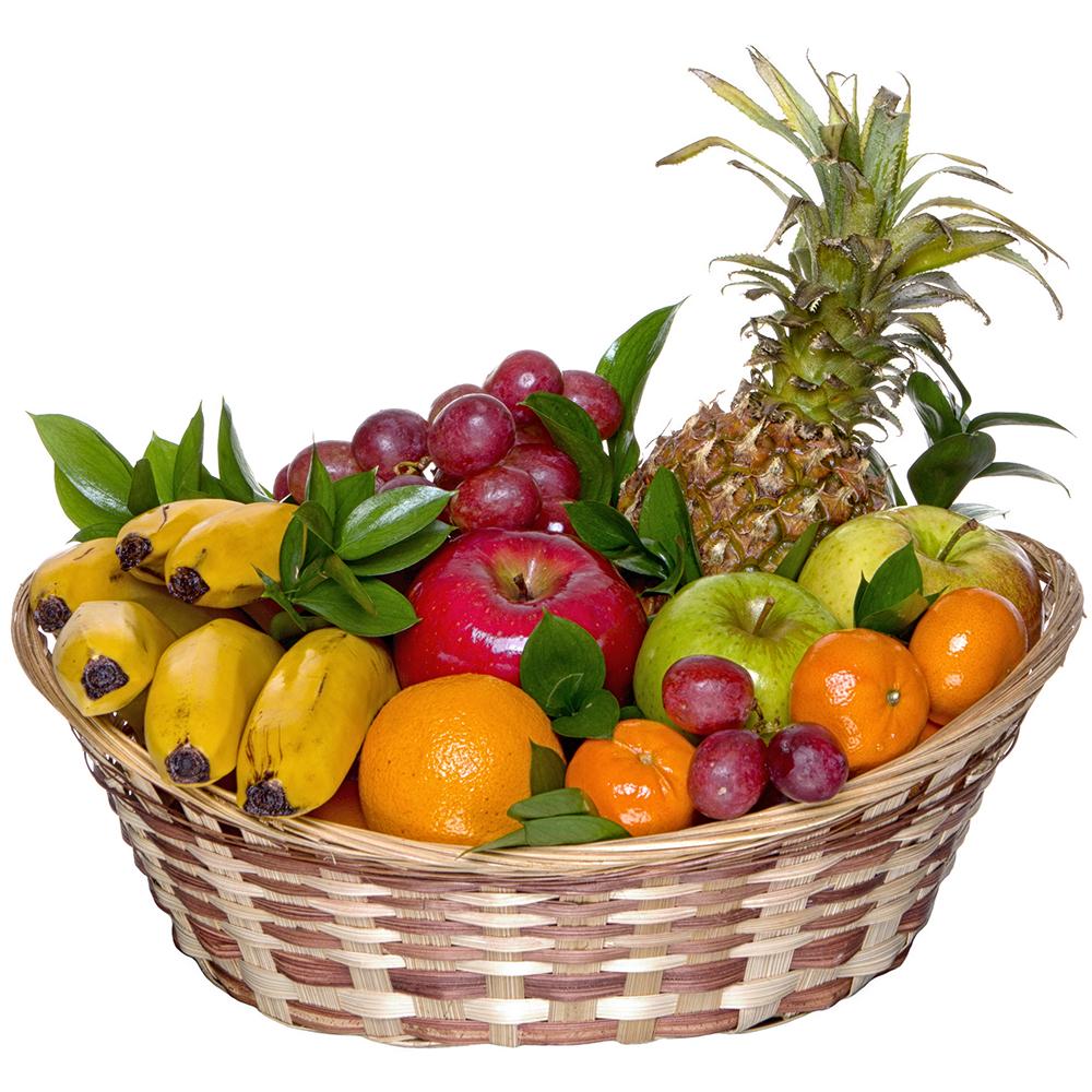 корзины с фруктами фото