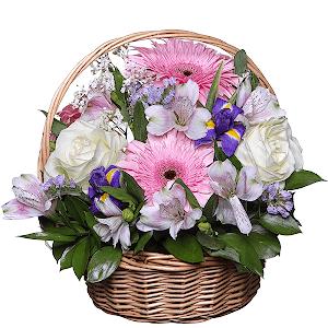 Райский сад +30% цветов с доставкой в Екатеринбурге