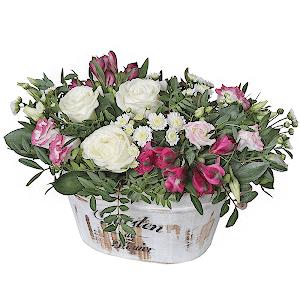 Мечта +30% цветов с доставкой в Екатеринбурге
