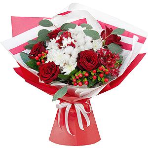 Восхищение +30% цветов с доставкой в Екатеринбурге